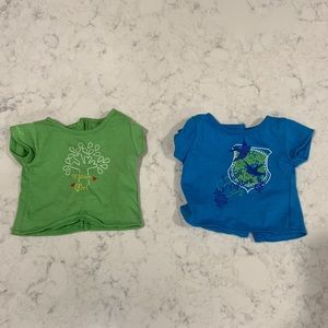 American Gitl Doll Nature Tees